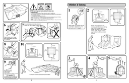 Jump n Slide Bouncer Instructions for Installation and Operation Ages    years ATTENTION IF YOU ENCOUNTER PROBLEMS OR HAVE QUESTIONS PLEASE DO NOT RETURN THE JUMP N SLIDE BOUNCER TO THE PLACE OF PUR