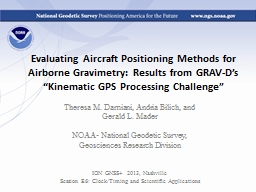 Evaluating Aircraft Positioning Methods for Airborne Gravim