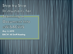 Step by Step PowerPoint PPT Presentation