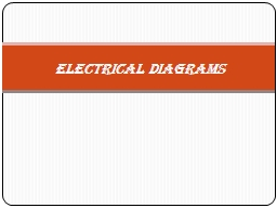 ELECTRICAL DIAGRAMS PowerPoint PPT Presentation