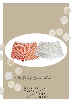 Like their namesake Darcy these boxers are classically stylish