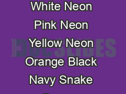 Deance Brace Colors Flat Colors Matte Black Black Tiger Red Dark Blue Camouage White Neon Pink Neon Yellow Neon Orange Black Navy Snake Orange Carbon Fiber Pink Red Purple Pink White Green Stars Stri