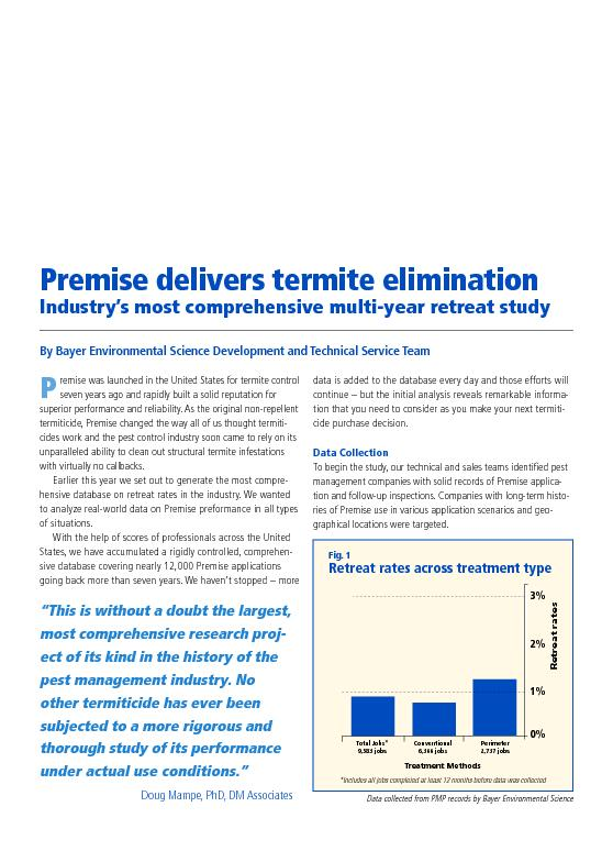 remise was launched in the United States for termite controlseven year
