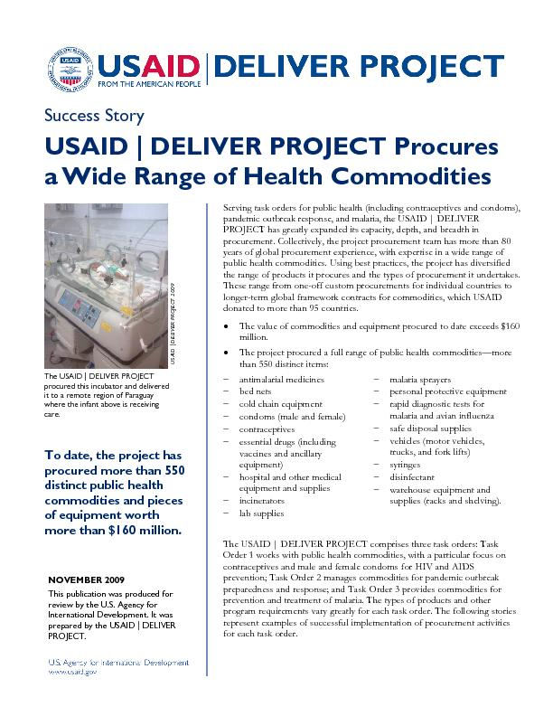 usaid projects Learn about working at usaid/projects in egypt join linkedin today for free see  who you know at usaid/projects in egypt, leverage your professional network,.