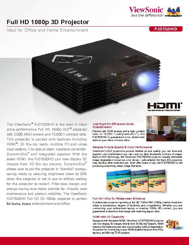 Ideal for Office and Home Entertainment PDF document - DocSlides