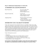 HEALTH HAZARD EVALUATION REPORT HETA  CACKLE CORNERS VALLIANT OKLAHOMA Additional Additional Additional Additional Additional  PREFACE The Hazard Evaluations and Technical Assistance Branch of NIOSH