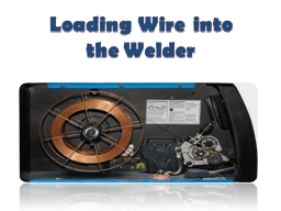 Loading Wire into