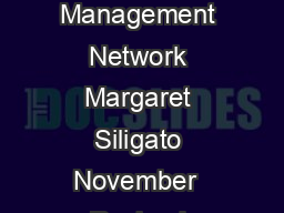 New England Carrot Pest Management Strategic Plan New England Pest Management Network Margaret Siligato November  Revised February   Table of Contents Page Number Executive Su mmary