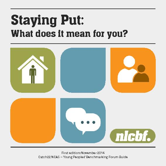 Staying Put:What does it mean for you?