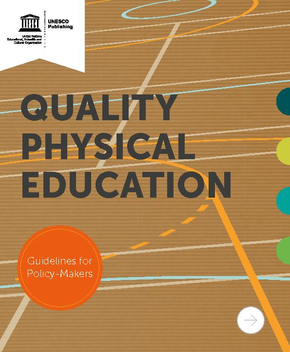The Declaration of Berlin 2013Impact-oriented physical education and s