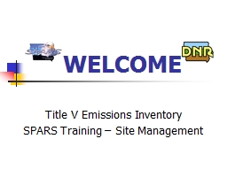 WELCOME PowerPoint PPT Presentation