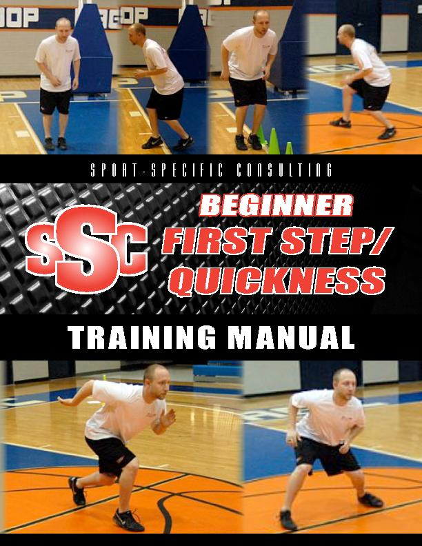 speed agility quickness training program pdf