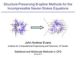 Structure-Preserving B-