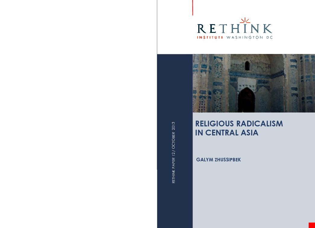 Religious Radicalism in Central Asia