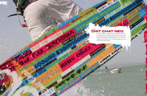 BOARDS CHIT CHAT NEO Produced in Austria