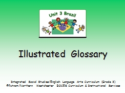 Illustrated Glossary