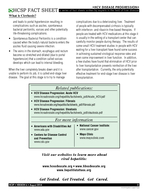 ST   Hepatitis C Support Project Written by Alan Franciscus EditorinChief What is Cirrhosis HCSP FACT SHEET A publication of the Hepatitis C Support Project The information in this fact sheet is desi