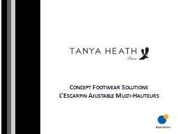 Concept Footwear Solutions