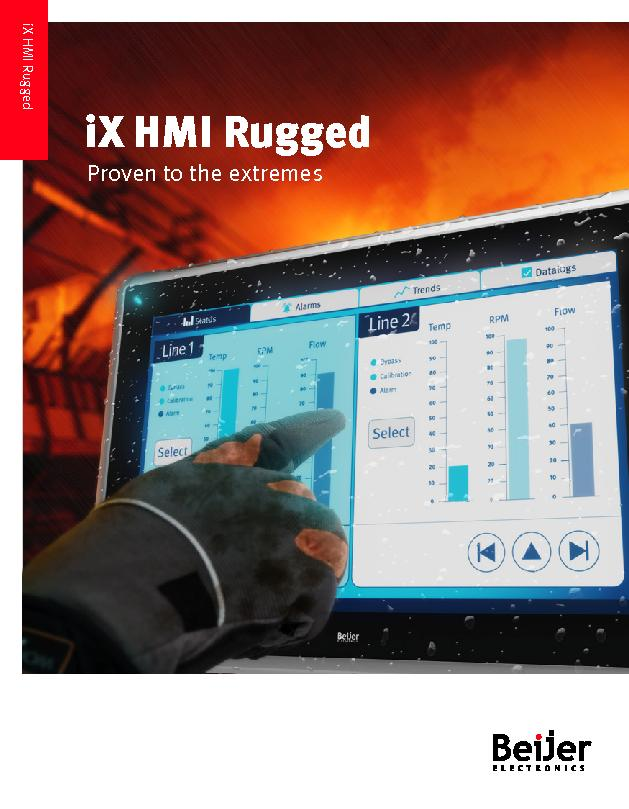 iX HMI Rugged