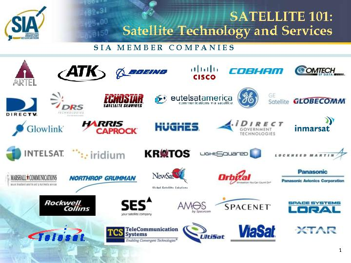 Satellite Technology and Services