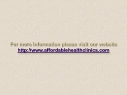 Affordable Health Care Pricing PDF document - DocSlides