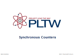 Synchronous Counters PowerPoint PPT Presentation
