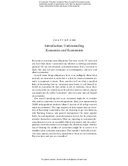 COPYRIGHT NOTICE David Colander The Making of an Economist Redux is published by Princeton University Press and copyrighted   by Princeton University Press