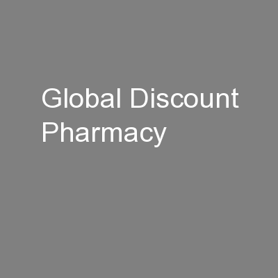 Global Discount Pharmacy