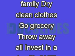 PREPARA TION Day  Day  Day  Day  Day  Day  Day  Pay attention L et family Dry clean clothes Go grocery Throw away all Invest in a health QUIT DAY to your triggers members friends clean house shopping