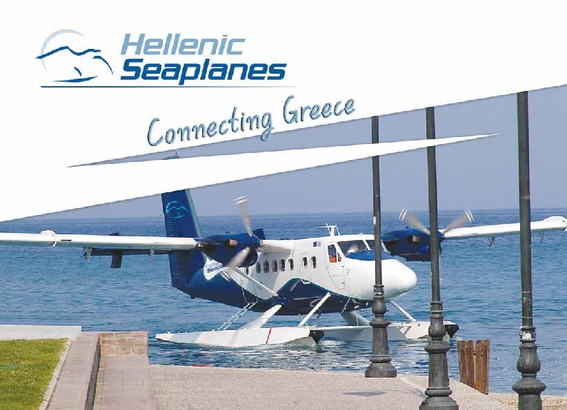 Hellenic Seaplanes S.A. headquartered in Athens, Greece, was establish PowerPoint PPT Presentation