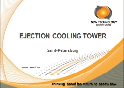 EJECTION COOLING TOWER PowerPoint Presentation, PPT - DocSlides