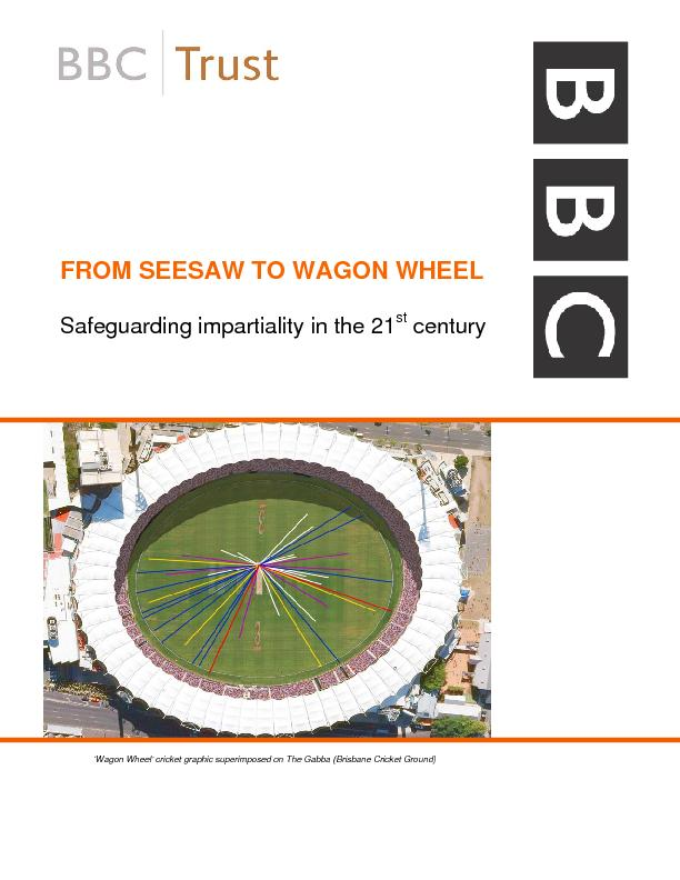 From Seesaw to Wagon Wheel: Safeguarding Impartiality in the 21 Centur