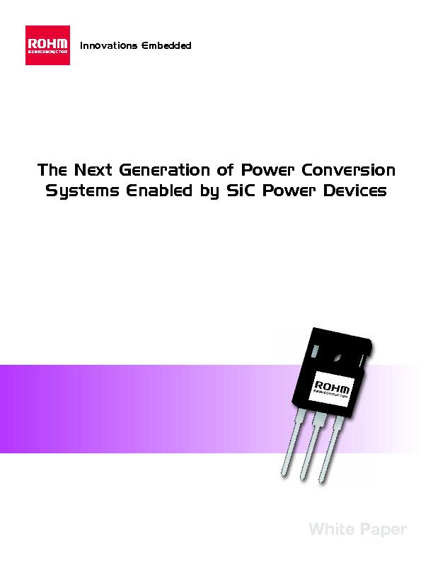 The Next Generation of Power Conversion Systems Enabled by SiC Power D