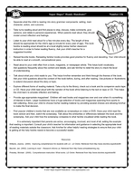 Super Dup Handy Handouts Number  for Helping Children ith Reading Comprehension Difficulties Wendy C