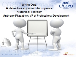 White Out! PowerPoint PPT Presentation