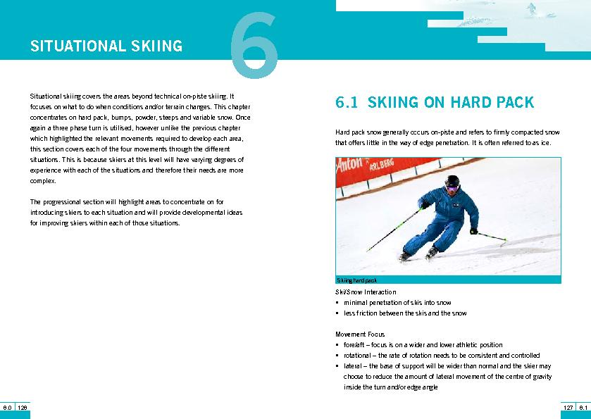 Situational skiing covers the areas beyond technical on-piste skiing. PDF document - DocSlides