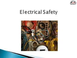1a Electrical Safety