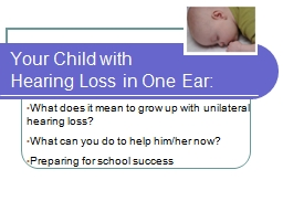 Your Child with PowerPoint PPT Presentation