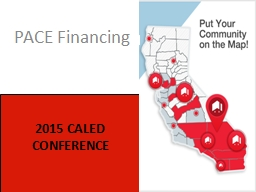 2015 CALED CONFERENCE