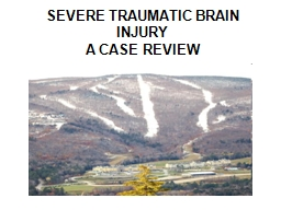 SEVERE TRAUMATIC BRAIN INJURY PowerPoint PPT Presentation