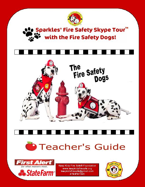 Keep Kids Fire Safe
