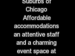 Hotels Meeting Space nveniently ocated i the Southwest Suburbs of Chicago Affordable accommodations an attentive staff and a charming event space at the Country Inn  Suites Romeoville IL make this ho