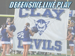 DEFENSIVE LINE PLAY