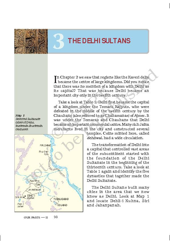 became the centre of large kingdoms. Did you noticeand locate Dehli-i PowerPoint PPT Presentation