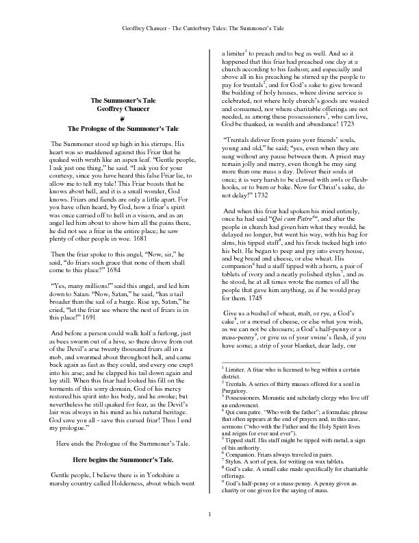 "the canterbury tales by geoffrey chaucer essay Do assignment foe mw the canterbury tales essay he writes tales that are spoken by these charactersin the reading ""the canterbury tales"" by geoffrey chaucer."