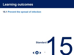 Infection Prevention PowerPoint PPT Presentation