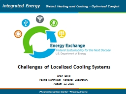 Challenges of Localized Cooling Systems