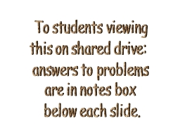 To students viewing