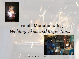 Flexible Manufacturing PowerPoint PPT Presentation