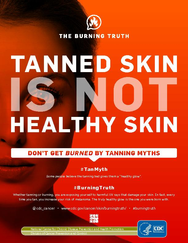 "Some people believe the tanning bed gives them a ""healthy glow PDF document - DocSlides"